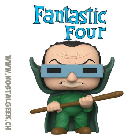 Funko Pop Marvel Fantastic Four Mole Man