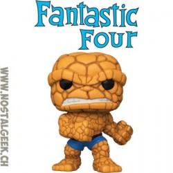 Funko Pop Marvel Fantastic Four La Chose (The Thing)