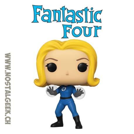 Funko Pop Marvel Fantastic Four Invisible Girl