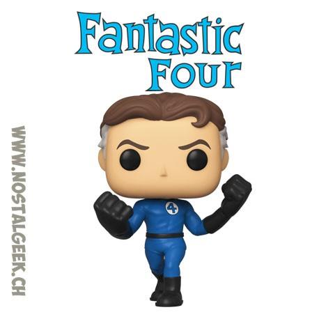 Funko Pop Marvel Fantastic Four Mister Fantastic