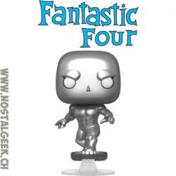 Funko Pop Marvel Fantastic Four Silver Surfer Vinyl Figure