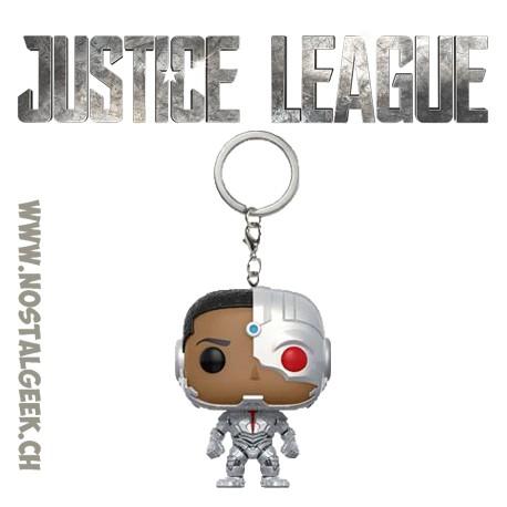Funko Pop Pocket DC Justice League Cyborge Vinyl Figure
