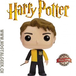 Funko Pop Films Harry Potter Cedric Diggory (Triwizard Outfit) Exclusive Vinyl Figure