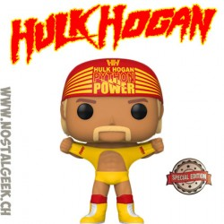 Funko Pop WWE Hulk Hogan (Ripped Shirt) Exclusive