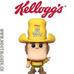 Funko Pop Ad Icons Kellog's Sugar Corn Pops Big Yella Edition Limitée