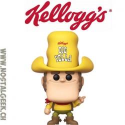 Funko Pop Ad Icons Kellog's Sugar Corn Pops Big Yella Exclusive Vinyl Figure