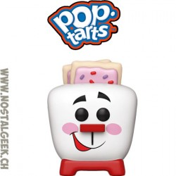 Funko Pop Ad Icons Kellog's Pop Tarts Milton The Toaster Edition Limitée