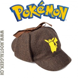 Pokemon Caquette Détective Pikachu