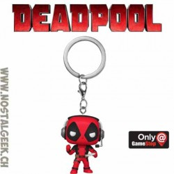 Funko Pop! Pocket Marvel Deadpool (Gamer) Edition Limitée
