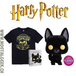Funko Pop et T-shirt Harry Potter Sirius Black Edition Limitée