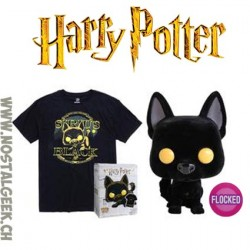Funko Pop and T-shirt Harry Potter Sirius Black Exclusive Vinyl Figure