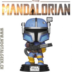 Funko Pop Star Wars The Mandalorian Heavy Infantry Vinyl Figure