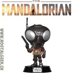 Funko Pop Star Wars The Mandalorian Q9-Zero Vinyl Figure