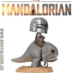 Funko Pop Rides 15 cm Star Wars The Mandalorian on Blurrg