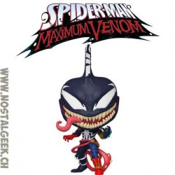 Funko Pop Marvel Venomized Captain Marvel (Wolverine)