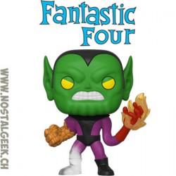 Funko Pop Marvel Fantastic Four Super-Skrull Vinyl Figure