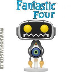 Funko Pop Marvel Fantastic Four H.E.R.B.I.E. Vinyl Figure