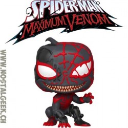 Funko Pop Marvel Venomized Miles Morales