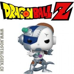 Funko Pop Dragon Ball Z Mecha Frieza Vinyl Figure