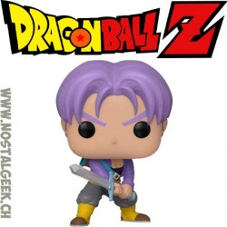 Funko Pop Dragon Ball Super Future Trunks (with Sword) Vinyl Figure