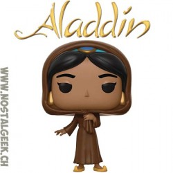 Funko Pop Disney Aladdin Jasmine (Disguised)