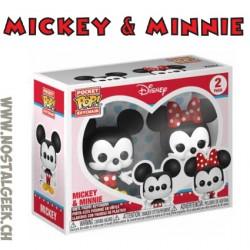 Funko Pop Pocket Porte-clés Disney Donald & Daisy