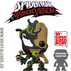 Funko Pop 25 cm Marvel Venom Venomized Groot