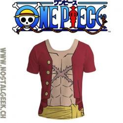 One Piece Luffy New World Shirt