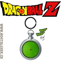 Dragon Ball Z Porte-clés 3D Premium Radar