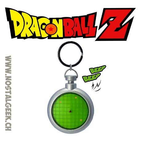 Dragon Ball Z Radar 3d Keychain