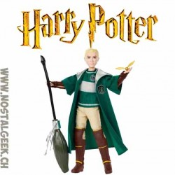 Harry Potter Quidditch Poupée Drago Malfoy