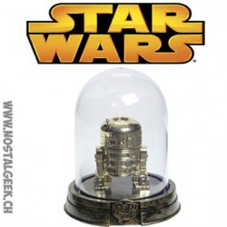 Funko Pop Star Wars R2-D2 Gold Chrome Collector's Edition Dome Exclusive Vinyl Figure