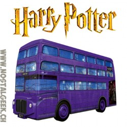 Harry Potter Knight Bus 3d Puzzle Ravensburger