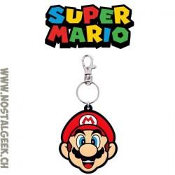 Nintendo Porte-clés en caoutchouc Super Marios