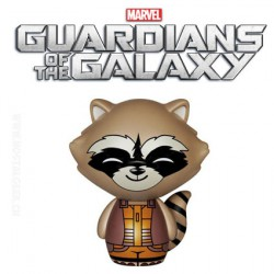 Funko Dorbz Guardians Of The Galaxy Rocket Raccoon Vynil Collectible