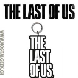 The Last of Us Porte-clés en caoutchouc