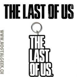 The Last of Us Keyring