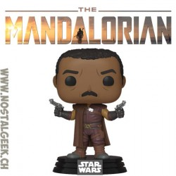Funko Pop Star Wars The Mandalorian Greef Karga Vinyl Figure