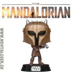 Funko Pop Star Wars The Mandalorian The Armorer Vinyl Figure