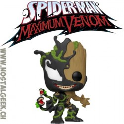Funko Pop Marvel Venomized Ultron Vinyl Figure
