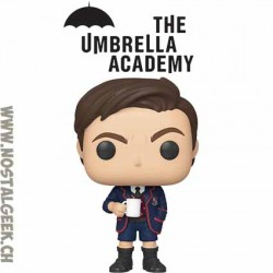 Funko Pop The Umbrella Academy Number Five Vinyl Figure