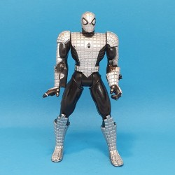 Toy Biz Spider-man Super Web Shield Figurine Articulée d'occasion