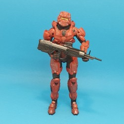 Halo Series 1 Spartan Warrior second hand Action figure