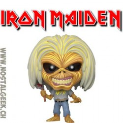 Funko Rocks Iron Maiden killers Eddie Vinyl Figure