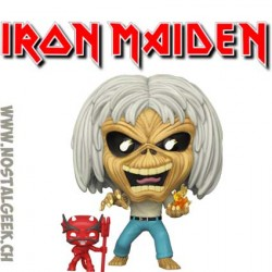 Funko Rocks Iron Maiden The Number of the Beast Eddie Vinyl Figure