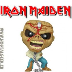 Funko Rocks Iron Maiden Piece of Mind Eddie Vinyl Figure