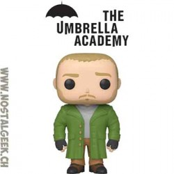 Funko Pop The Umbrella Academy Luther Hargreeves Vinyl Figure