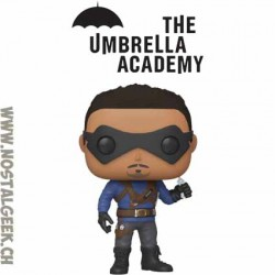 Funko Pop The Umbrella Academy Diego Hargreeves Vinyl Figure