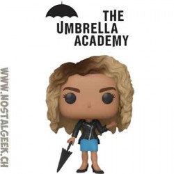 Funko Pop The Umbrella Academy Allison Hargreeves Vinyl Figure