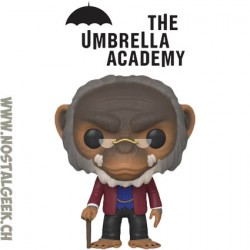 Funko Pop The Umbrella Academy Pogo Vinyl Figure